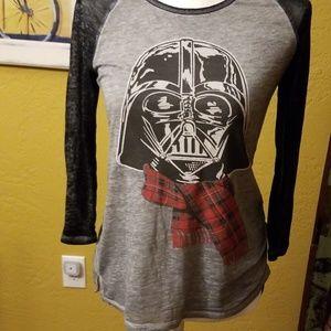Darth Vader graphic T-shirt
